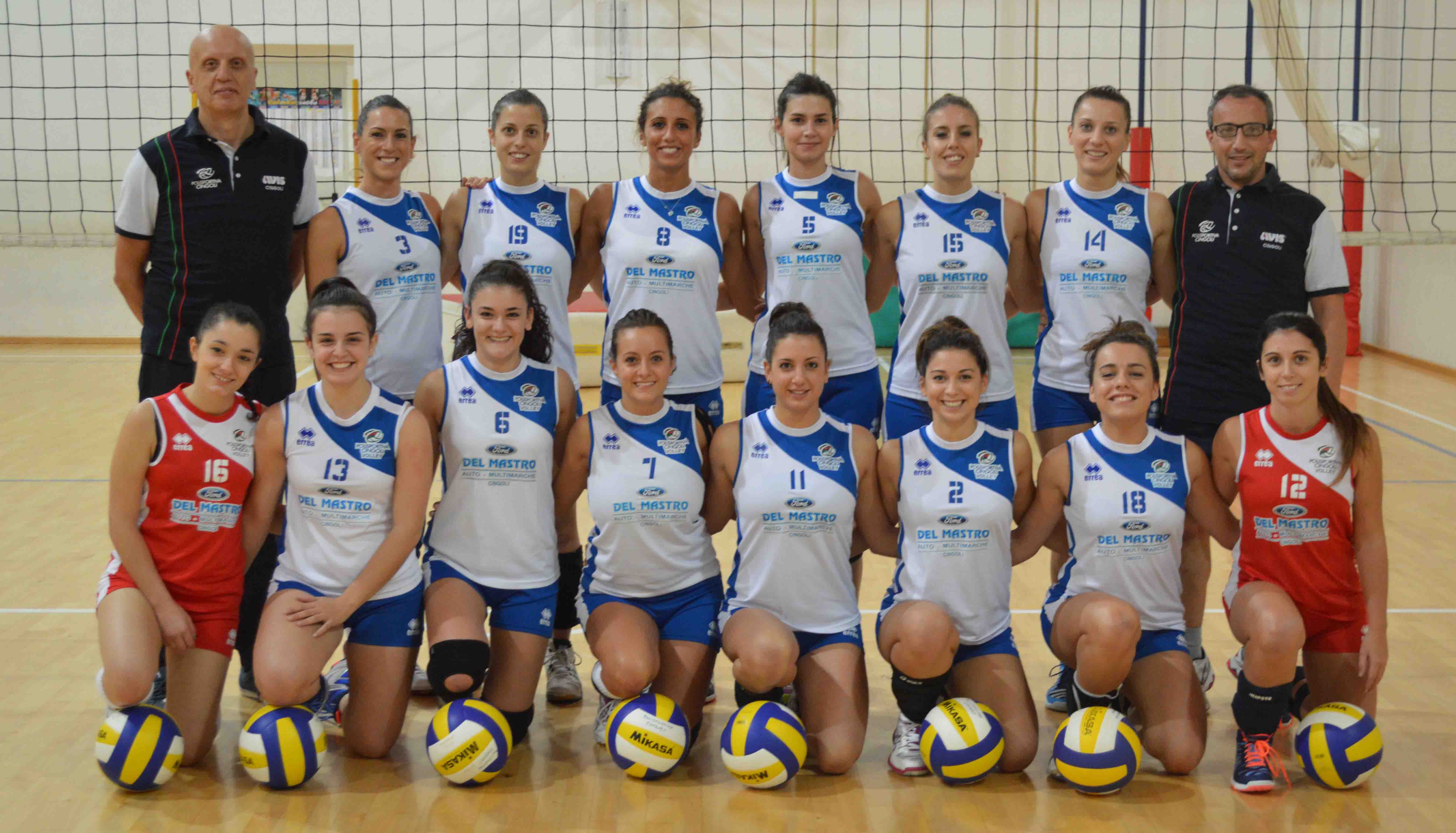 DelMastro Cingoli 1aFVOLLEY MC 1516